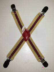 Pulcsitartó - pulcsitróger drapp
